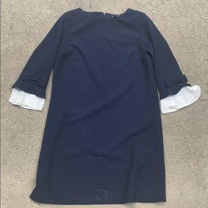 Sharagano Navy Dress 12